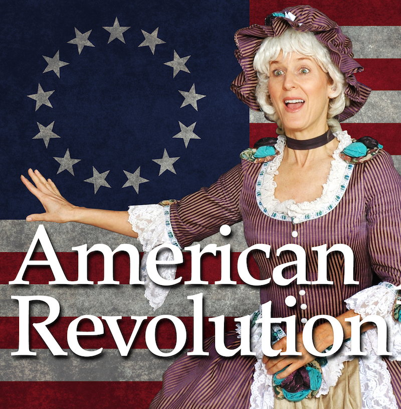 American Revolution icon HIRES