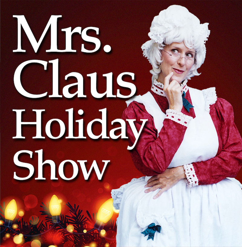Mrs Claus icon HIRES