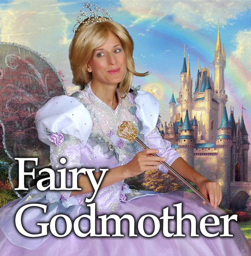 fairy godmother icon HIRES